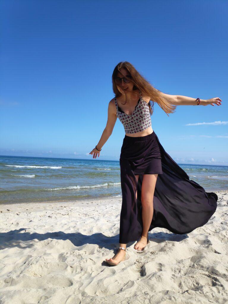 Witamina D, morze, słońce