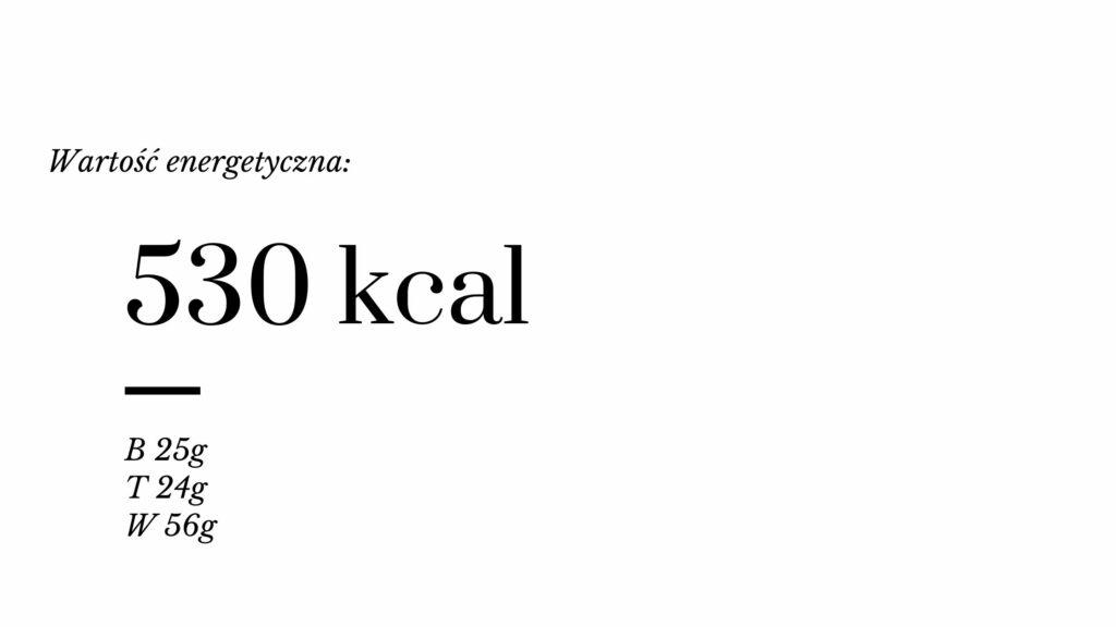 Kcal 530 1 -
