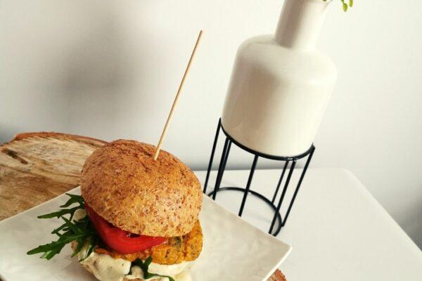 Vegeburger dla prawdziwych smakoszy