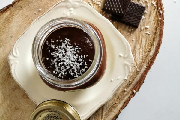 Czekoladowo-kokosowy deser bounty