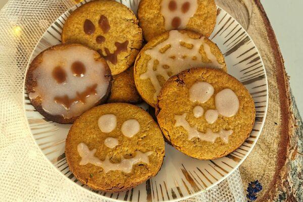Strasznie pyszne ciasteczka nie tylko na Halloween