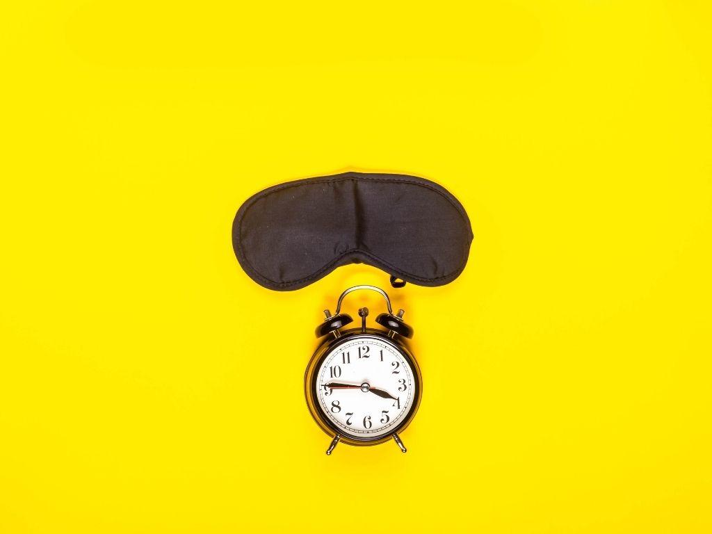 rytm dobowy godziny snu