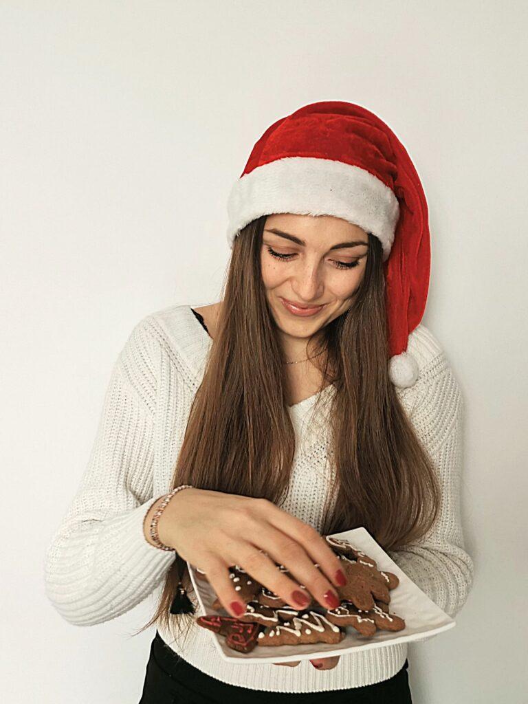 przepis na pyszne świąteczne pierniczki