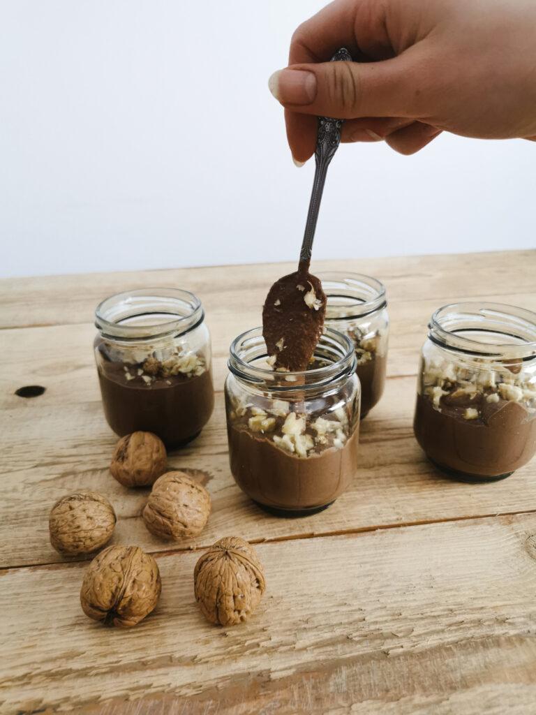 deser czekoladowy z fasoli